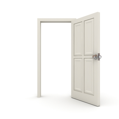 Just Because You Say You Have An Open Door Policy Does